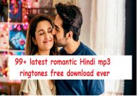 Hindi Song 2021 Ringtones