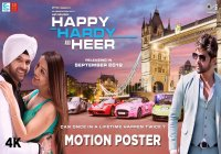 Happy Hardy and Heer Hindi Movie Ringtones